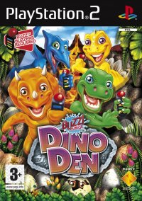 Обложка Buzz! Junior Dino Den