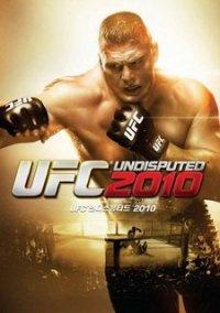 UFC 2010: Undisputed – фото обложки игры