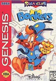 Обложка Disney's Bonkers