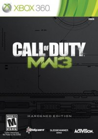 Обложка Call of Duty Modern Warfare 3 Hardened Edition