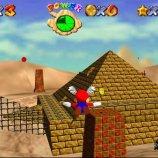 Скриншот Super Mario 64