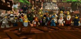 LEGO Minifigures Online. Видео #1