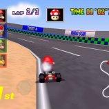 Скриншот Mario Kart 64