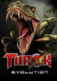 Обложка Turok Evolution