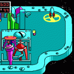 Скриншот Commander Keen 5: The Armageddon Machine – Изображение 3