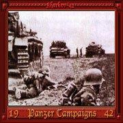 Обложка Panzer Campaigns: Kharkov '42