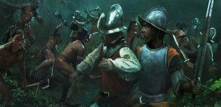 Expeditions: Conquistador. Видео #2