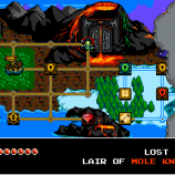 Скриншот Shovel Knight: Plague of Shadows