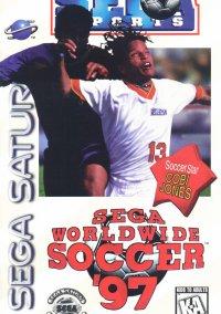 Обложка Sega Worldwide Soccer '97