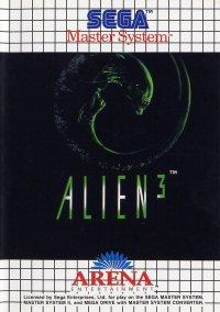 Alien 3 – фото обложки игры