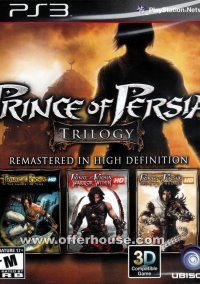 Обложка Prince of Persia Trilogy HD
