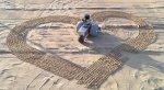 Disney разработала робота (!) для создания огромных рисунков на песке - Изображение 4