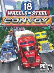 Обложка 18 Wheels of Steel: Convoy