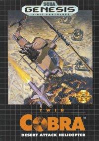 Обложка Twin Cobra