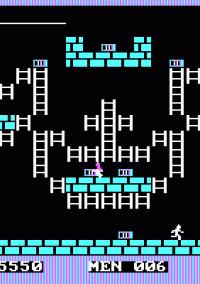 Обложка Lode Runner (1983)