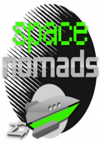 Обложка Space Nomads