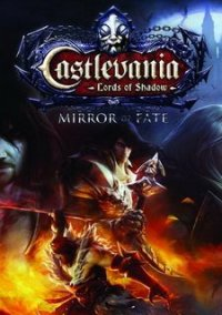 Обложка Castlevania: Lords of Shadow — Mirror of Fate