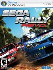 Обложка SEGA Rally Revo