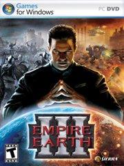 Обложка Empire Earth 3