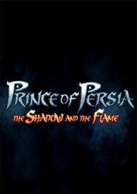 Обложка Prince of Persia The Shadow and The Flame