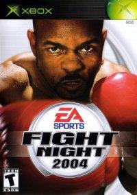 Обложка Fight Night 2004
