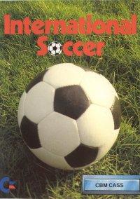 Обложка International Soccer