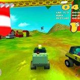 Скриншот LEGO Racers 2