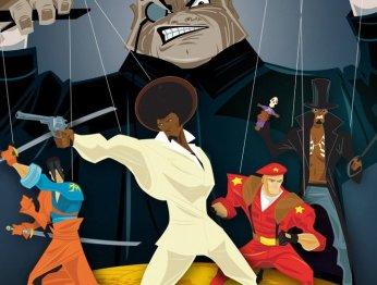 Агенты, заговоры, пришельцы и Вьетнам: игры про 60-е