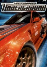 Обложка Need for Speed: Underground