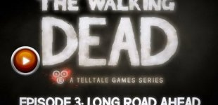 The Walking Dead: The Game. Видео #10