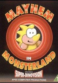 Обложка Mayhem In Monsterland