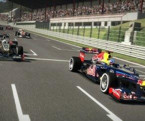 В F1 2013 авторы игры добавят легендарные трассы и именитых гонщиков