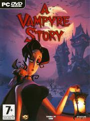 Обложка A Vampyre Story Кровавый роман