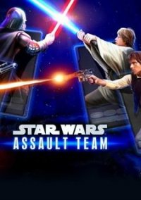 Обложка Star Wars: Assault Team