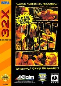 Обложка WWF Raw