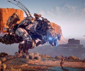 Разработчики Horizon: Zero Dawn рассказали о создании рободинозавров