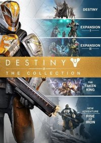 Обложка Destiny: The Collection