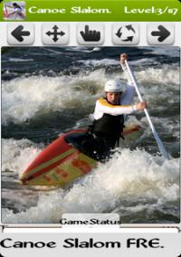 Canoe Slalom – фото обложки игры