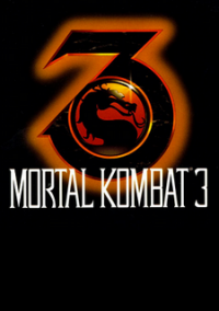 Обложка Mortal Kombat 3 for Windows 95