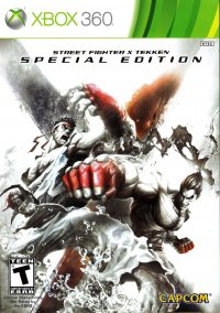 Обложка Street Fighter X Tekken Special Edition