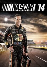 NASCAR '14 – фото обложки игры