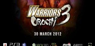 Warriors Orochi 3. Видео #2