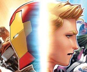 Финал Civil War II: чем закончилась дуэль Тони Старка и Кэрол Дэнверс