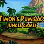 Скриншот Timon & Pumbaa's Jungle Games – Изображение 3