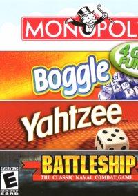 Обложка Monopoly/Boggle/Yahtzee/Battleship