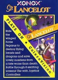 Обложка Sir Lancelot