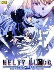 Обложка Melty Blood: Act Cadenza