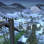 Скриншот Ski Jumping 2004 – Изображение 10