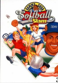 Обложка Sammy Sosa Softball Slam