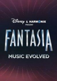 Обложка Fantasia: Music Evolved